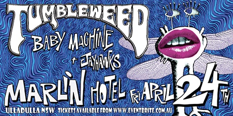 Tumbleweed tickets