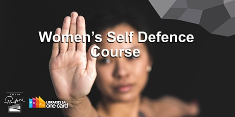 Women's Self Defence Course [POSTPONED] tickets
