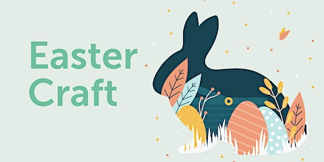 CANCELLED Easter craft: Stained glass eggs - Eaglehawk tickets