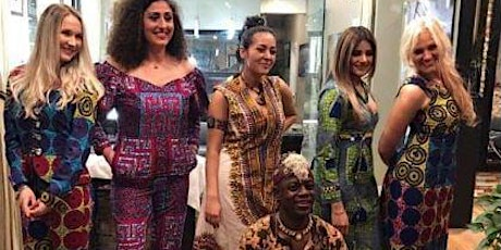 Zolna African Fashion Show Plus Live Performance tickets