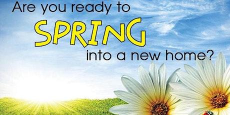 CANCELLED------Spring Forward Homebuyers Seminar 2020 tickets