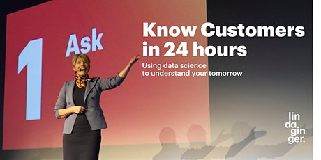 Know Your Customers in 24 hours tickets
