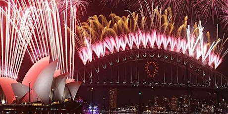 New Years Eve 2020  SYDNEY  FIREWORKS HARBOUR CRUISE TICKETS $ 399pp tickets