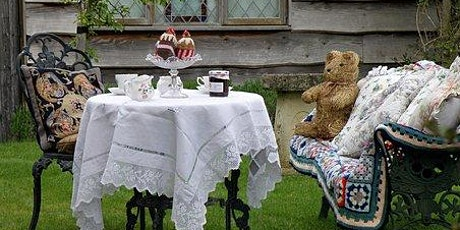 TEDDY BEAR TEA PARTY: MANNERS CLASS FOR PRESCHOOLERS tickets
