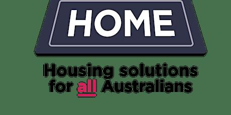 Housing community workers training -Understanding social housing WEBINAR tickets