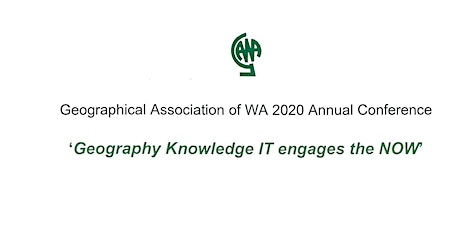 GAWA 2020 Annual Conference: 'Geography Knowledge IT engages the NOW' tickets