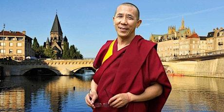 METZ | Le Bonheur & La Méditation | Lama Samten - Maître Bouddhiste billets