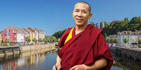 EPINAL | Le Bonheur & La Méditation | Lama Samten - Maître Bouddhiste billets
