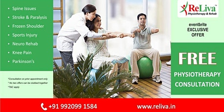 Greater Kailash, New Delhi: Physiotherapy Special Offer tickets