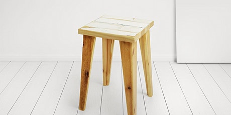 Hockerworkshop - Build your own upcycling stool tickets