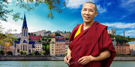 LYON  Le Bonheur & La Méditation   Lama Samten - Maître Bouddhiste billets