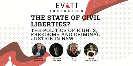 NSW: The State of Civil Liberties? tickets