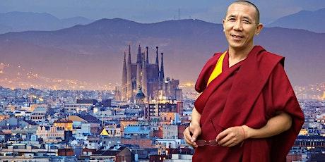 BARCELONA| Felicidad y Meditación | LAMA SAMTEN entradas