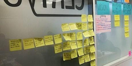 Formation: Idéation prototypage et agilité pour créer des produits digtaux. billets