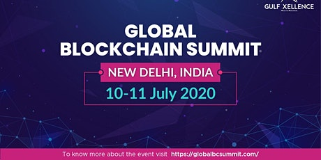 Global Blockchain Summit tickets