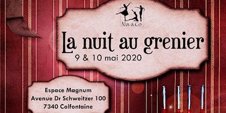 La nuit au grenier - 6e gala de danse de Na & Compagnie billets