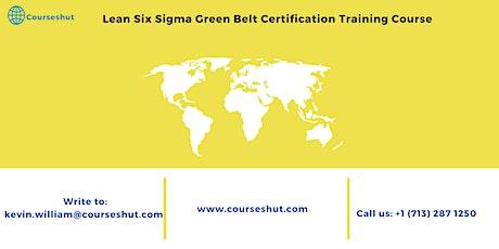 LSSGB Classroom Training in Big Sur, CA tickets