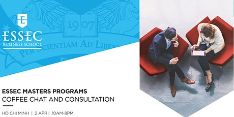 ESSEC Specialised Masters Coffee Chat April 2020 - Ho Chi Minh, Vietnam tickets