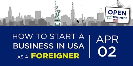 Starting A Business In USA Using L-1 Visa or E Visa - Tips & Strategies tickets