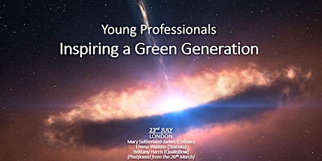 COMIT YOUNG PROFESSIONALS - Inspiring a Green Generation (new date) tickets