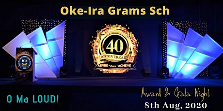 Copy of Oke-Ira Grammar School @ 40 tickets
