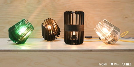 Workshop TRAKK&DESIGN - Conception d'une lampe billets