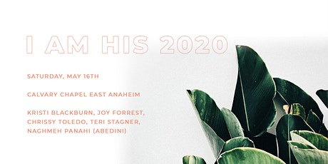 I Am His Women's Conference 2020 tickets