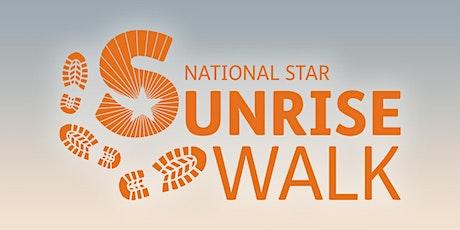 National Star Sunrise Walk 2020 tickets