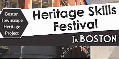 Hidden in Plain Sight: Unearthing Boston's Heritage tickets