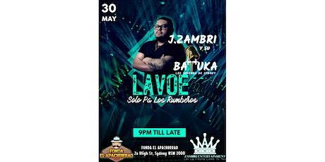 LAVOE - Solo Pa Los Rumberos tickets