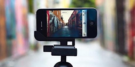 Réalisez une vidéo efficace au smartphone tickets