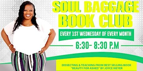 Soul Baggage Book Club tickets