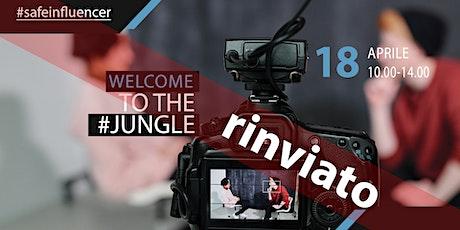 welcome to the #jungle biglietti