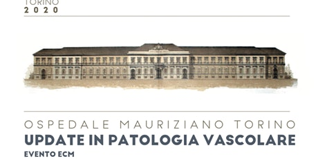 UPDATE IN PATOLOGIA VASCOLARE tickets