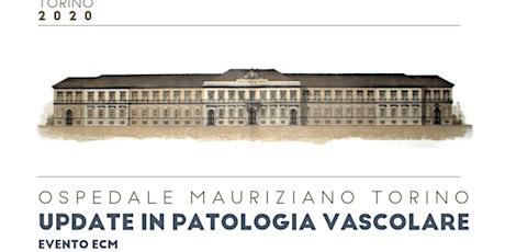 UPDATE IN PATOLOGIA VASCOLARE biglietti
