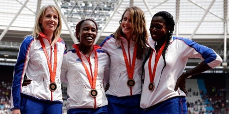 MORE THAN A MEDAL - An Evening with Olympic Medallist, Marilyn Okoro tickets