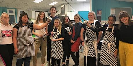 Bath Women's Fund Potluck Dinner at Riverside Youth Hub tickets