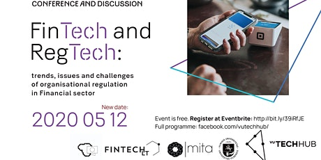 FinTech and RegTech: trends, issues and challenges tickets