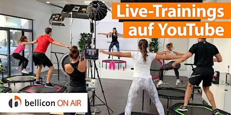 bellicon ON AIR Liveübertragung 02.04.2020 Tickets