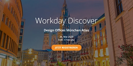 Workday Discover - München Tickets