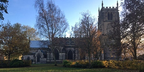 Time's Thumb Marks: a changing parish church through the centuries - tickets