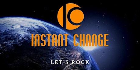 Instant Change Erlebnis-Abend mit Live-Vorführung Tickets