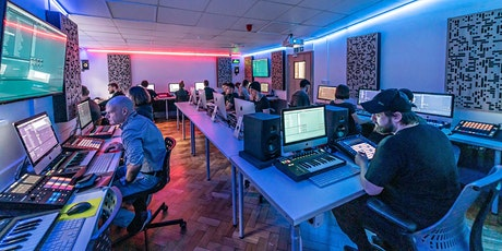 School of Electronic Music Open Evening. Sat July 25th 12 - 3.30pm tickets