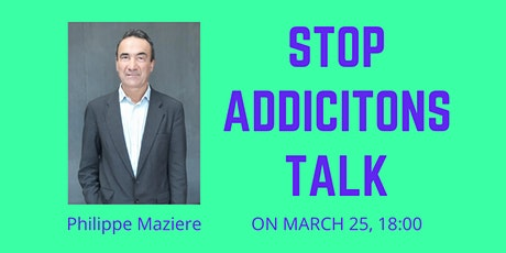 Stop Addictions Talk tickets