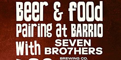 Beer&Food Pairing tickets