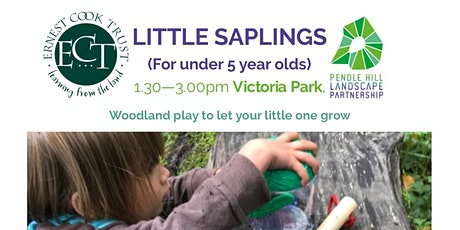 Postponed LITTLE SAPLINGS - Victoria Park, Nelson -  Signs of Spring  theme tickets