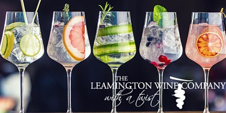 LeamGinton Summer Gin Festival tickets