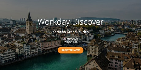 Workday Discover - Zürich Tickets