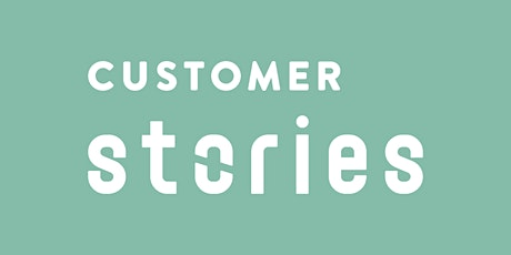 Customer Stories Breakfast: Pick up the phone! tickets