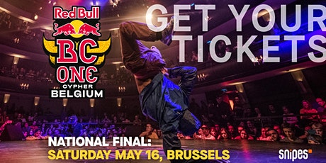 Red Bull BC One Belgium Cypher tickets